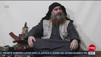 Foto: Líder del Estado Islámico reaparece en video