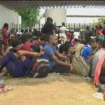 Foto: Nuevo Grupo Migrantes Africanos Tapachula 29 de Abril 2019