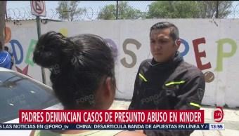 Foto: Madre de familia relata abuso sexual contra menor de escuela primaria