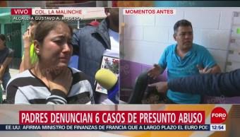 Madre de menor afectado por abuso sexual en escuela pública pide justicia en CDMX