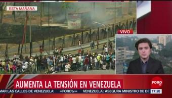 Foto: Maduro, desaparecido durante la asonada en Venezuela