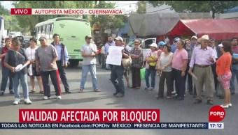 Foto: Manifestantes demandan respeto a puestos de elección en Tlalpan