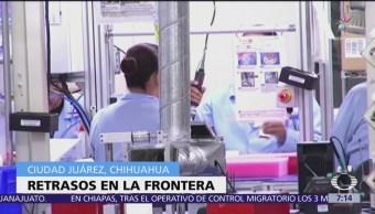 Maquilas de Ciudad Juárez pierden 169 mdd al mes