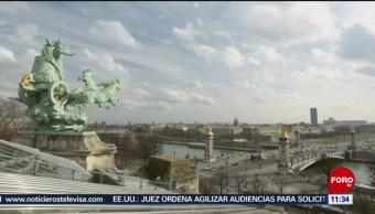 Chalecos Amarillos Vuelven A Manifestarse En Francia