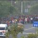 FOTO Migrantes centroamericanos entran por la fuerza a Chiapas (FOROtv 12 abril 2019 chiapas)