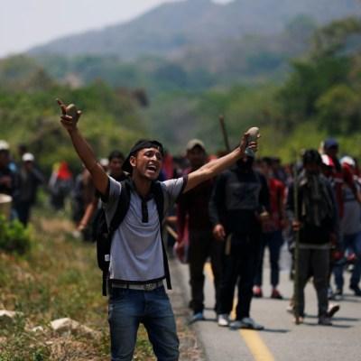 AMLO reitera prudencia en tema migratorio ante EU por tiempos electorales