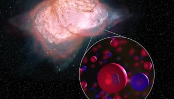 FOTO Descubren primera molécula que se formó en el universo 17 ABRIL 2019