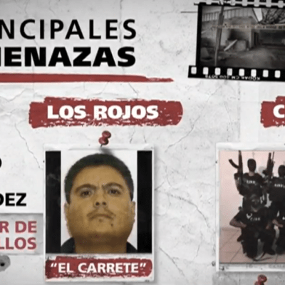 Morelos registra aumento de homicidios por disputa de cárteles