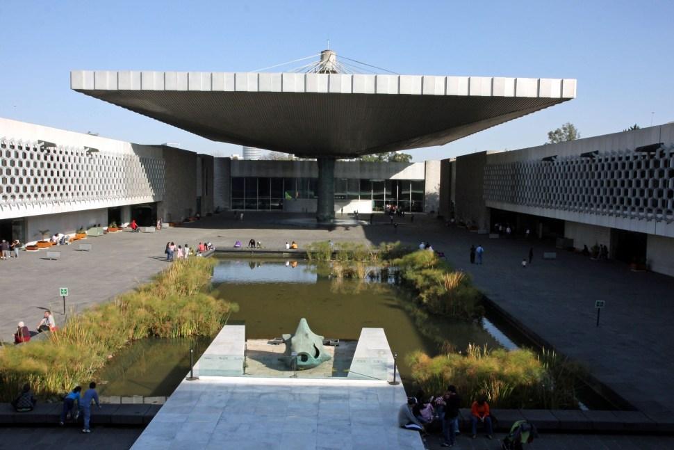 foto museo de antropologia 26 diciembre 2008