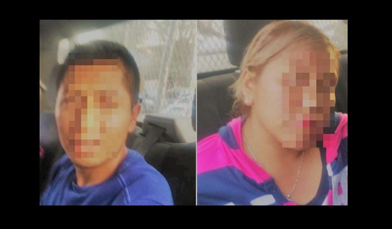 Foto: Ambos están imputados por el delito de sustracción de menor agravada, 20 abril 2019