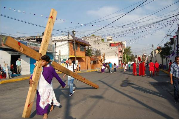Resultado de imagen para Saldo blanco al término del viernes Santo en Iztapalapa