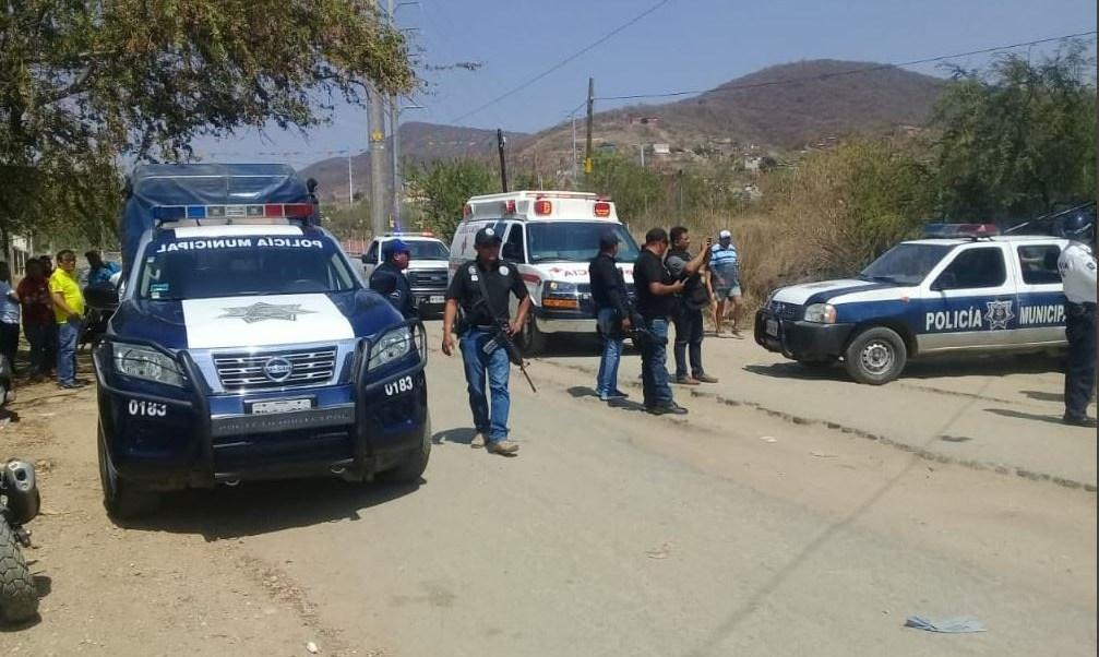 Asesinan a cuatro en Trinidad de Viguera, Oaxaca
