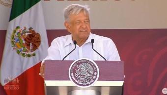 Foto: El presidente López Obrador urge a las secretarías de la Defensa Nacional y de la Marina que deben ayudar para resolver el grave problema de inseguridad y violencia, abril 21 de 2019 (Foto: presidencia.gob.mx)