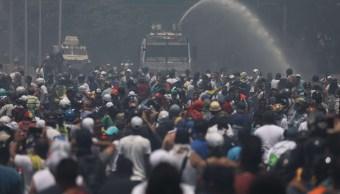 FOTO ONU llama a evitar violencia en Venezuela (EFE 30 abril 2019 caracas)