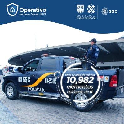 Esto debes saber sobre el Operativo Semana Santa de la Ciudad de México