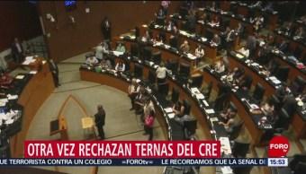 Foto: Senadores Terna CRE AMLO Designara 3 de Abril 2019