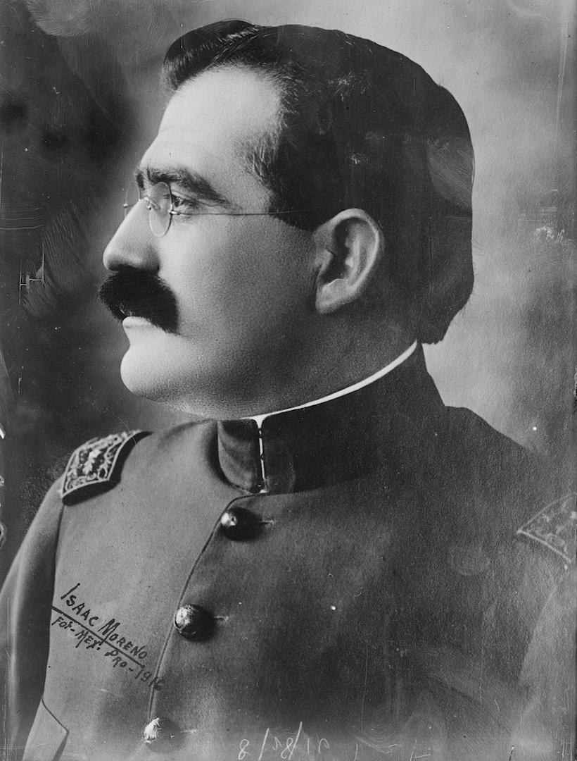 General Pablo González Garza Foto