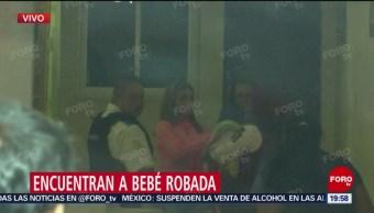 FOTO: Pareja detenida habría comprado a la bebé Nancy Tirzo por 6 mil pesos, 18 ABRIL 2019