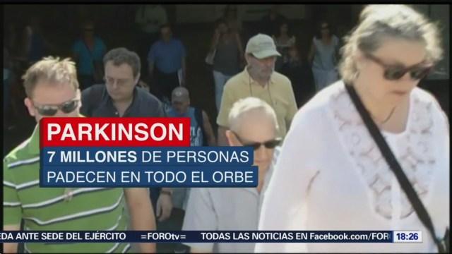 Parkinson, una enfermedad incapacitante