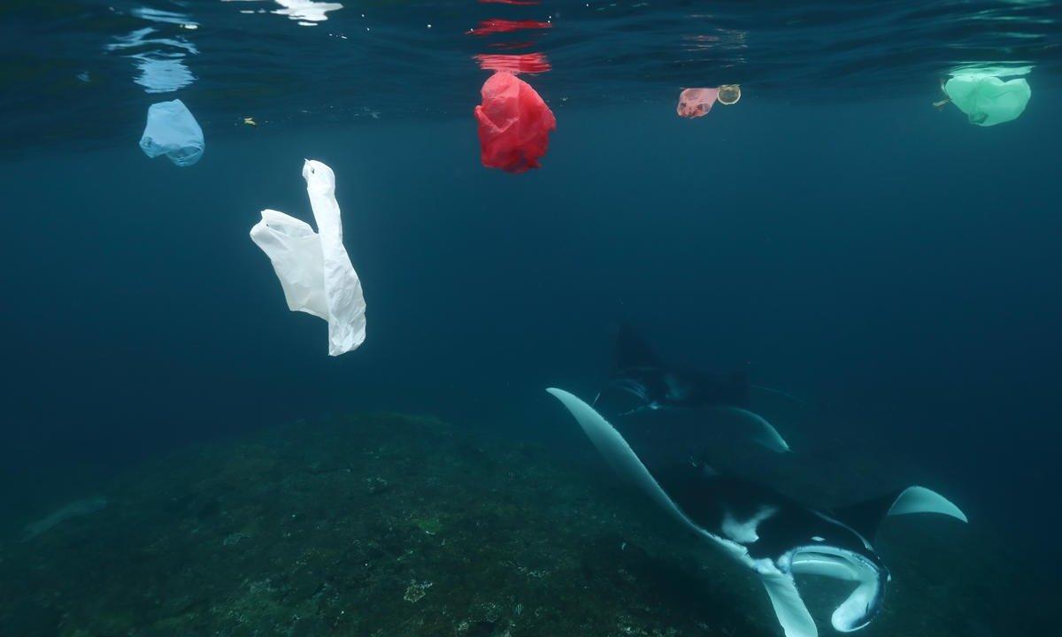 foto Cantidad de plástico en el océano creció exponencialmente desde el 2000 12 abril