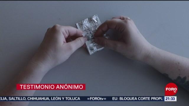 Foto: Polémica pastilla para interrumpir el embarazo