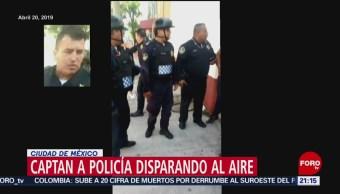 Foto: Policía Capitalina Involucrado Trifulca Peralvillo 22 de Abril 2019