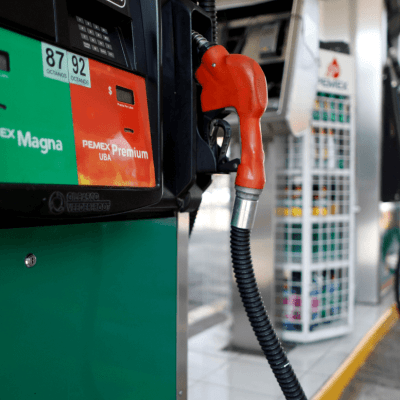 Hacienda reduce estímulos fiscales a gasolina Magna y diésel
