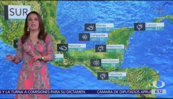 Prevén temperaturas superiores a 40 grados en México