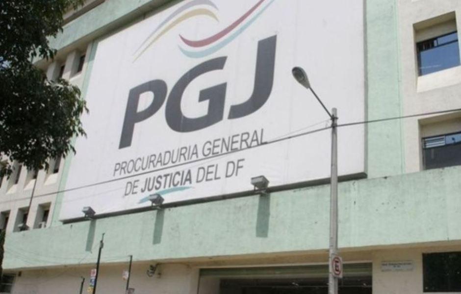 Imagen: Edificio de la Procuraduría de la CDMX, el 7 de abril de 2019. (PGJCDMX, archivo)