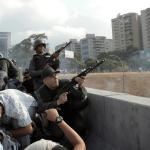 Foto: Soldados se rebelan contra el gobierno de Maduro, 30 de abril de 2019, Venezuela