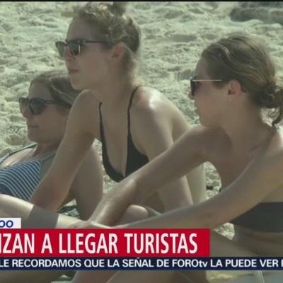Quintana Roo recibe gran cantidad de turistas por vacaciones de Semana Santa