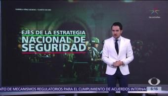 Reconoce Durazo que México vive una crisis de inseguridad histórica