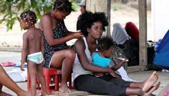 Recorrido de migrantes africanos puede durar años