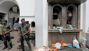 Nueva explosión en Sri Lanka en complejo de viviendas, la octava del día