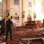 Siete suicidas, autores de los atentados en Sri Lanka