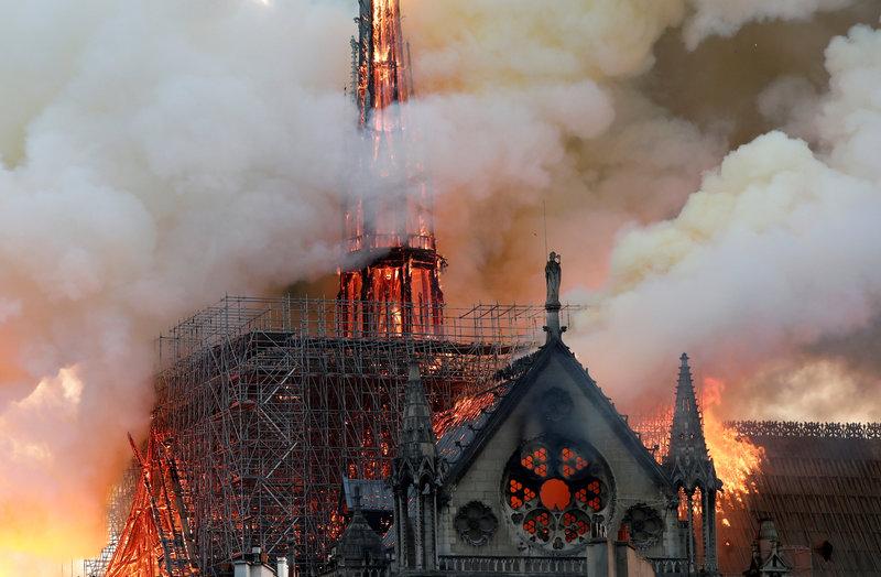 La primera alerta de Notre Dame falló por error humano