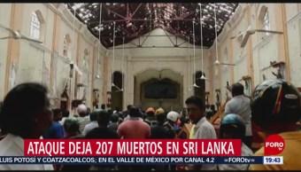 FOTO: Sangriento Domingo de Resurrección en Sri Lanka, 21 ABRIL 2019