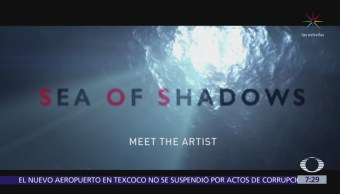 Se realiza función especial del documental 'Sea of Shadows'