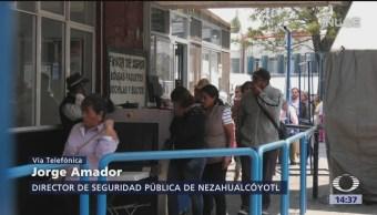 FOTO: Seguridad de Nezahualcóyotl destaca participación ciudadana en caso bebé Nancy, 19 ABRIL 2019