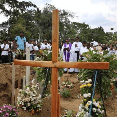Sri Lanka rebaja a 253 cifra de muertos por atentados