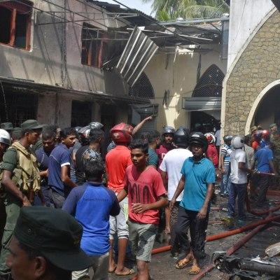 El mundo condena la matanza del Domingo de Resurrección en Sri Lanka