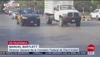 Foto: Energía Eléctrica Yucatán Apagon Reestablecimiento 5 de Abril 2019