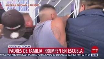 Foto: Tensión por presunto abuso contra menores en escuela de la GAM