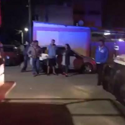 Fuga de gas provocada por huachicoleros en Tonanitla activa las alarmas