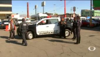 Foto: Transportistas Tecámac Ecatepec Amenazados Extorsionadores 11 de Abril 2019