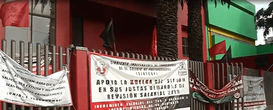 FOTO UAM sigue en huelga, ya planean nuevo calendario de semestre (FOROtv)