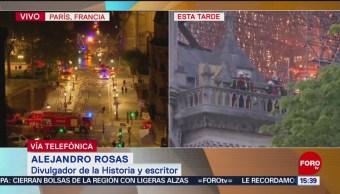 Foto: Un día muy triste para la historia del Patrimonio Humano: Alejandro Rosas