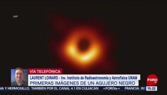 Foto: UNAM participa para obtener imágenes de agujero negro