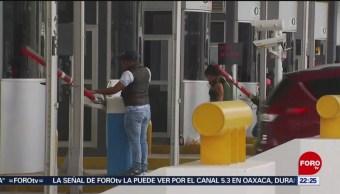 FOTO: Vacacionistas regresan a la Ciudad de México, 28 ABRIL 2019