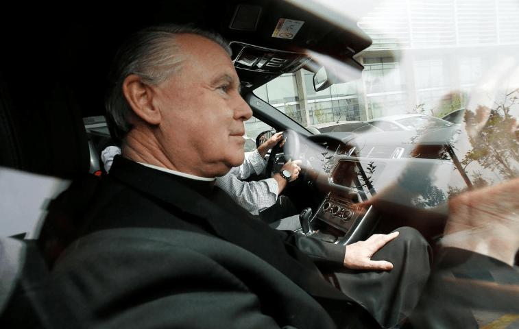 FOTO Vaticano prohíbe ejercer el sacerdocio a John O'Reilly, cura abusador de los Legionarios de Cristo (Reuters diciembre 2018)